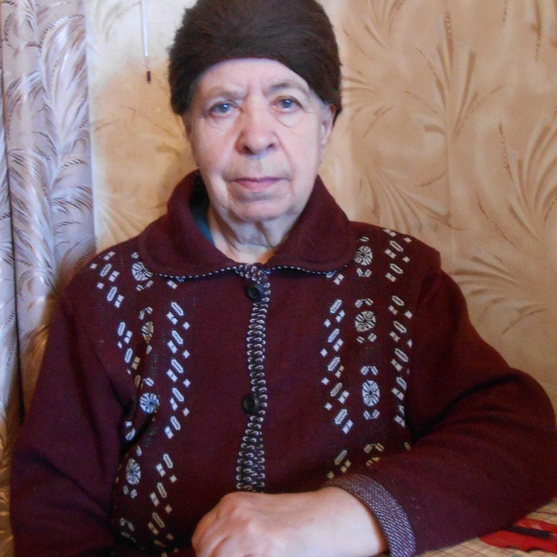 Волчкова (Гелетина) Таисия Павловна