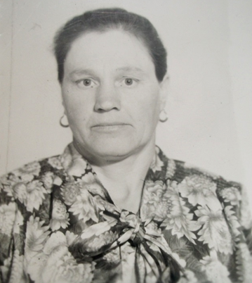 Белоногова Антонина Ивановна