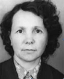 Александрова (Романова) Валентина Васильевна