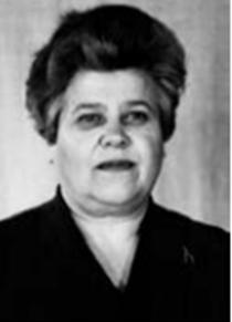 Антипова (Кочергина) Мария Васильевна