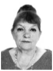 Арефьева (Носкова) Валентина Николаевна