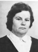 Чулкова Мария Александровна