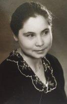 Кузнецова (Жданова) Фаина Михайловна