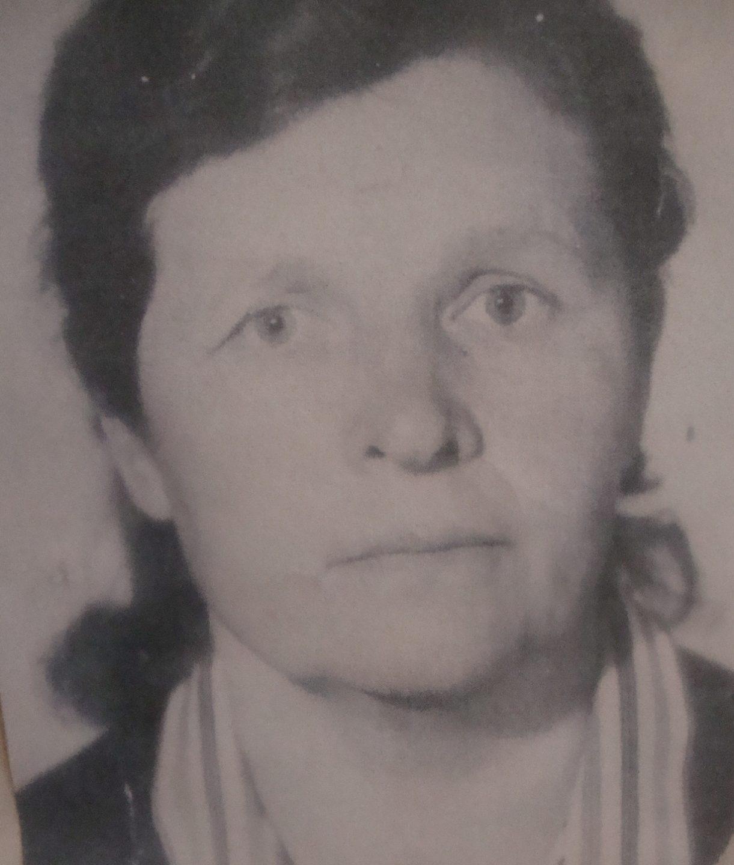 Шлыкова Евдокия Фёдоровна