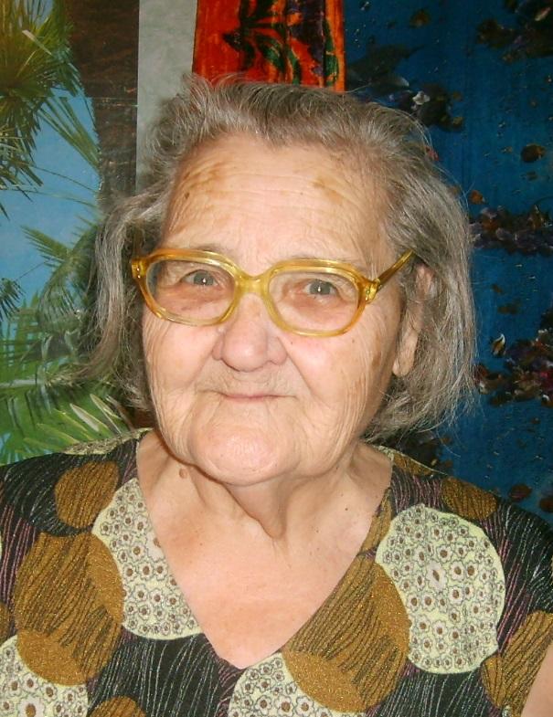 Попова (Фотина) Валентина Петровна