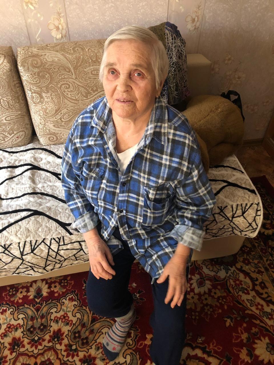 Скаченко Анна Никифоровна