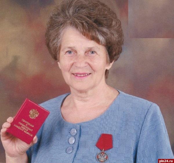 Березина(Минина)Валентина Александровна