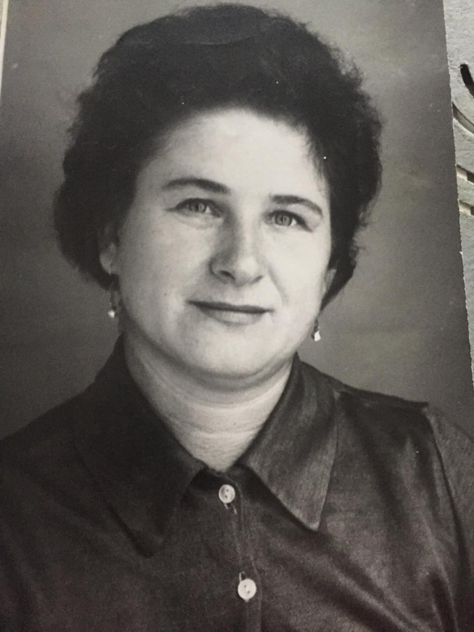 Бондаренко Нина Мизайловна