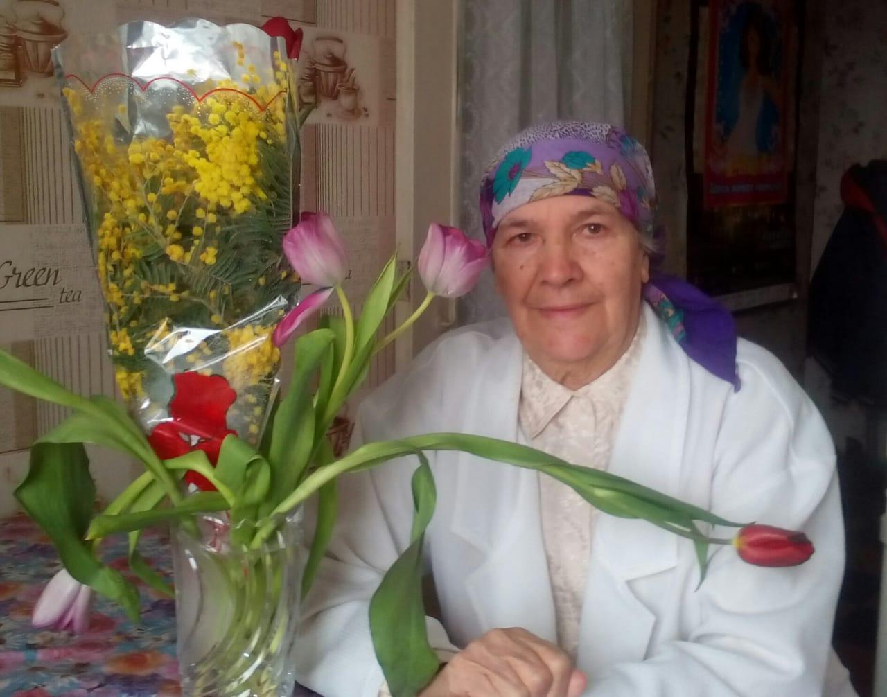 Бережнова Нина Семеновна
