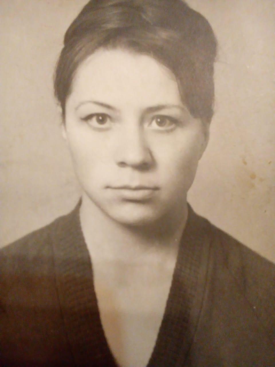 Ерютина Альбина (Алла) Николаевна