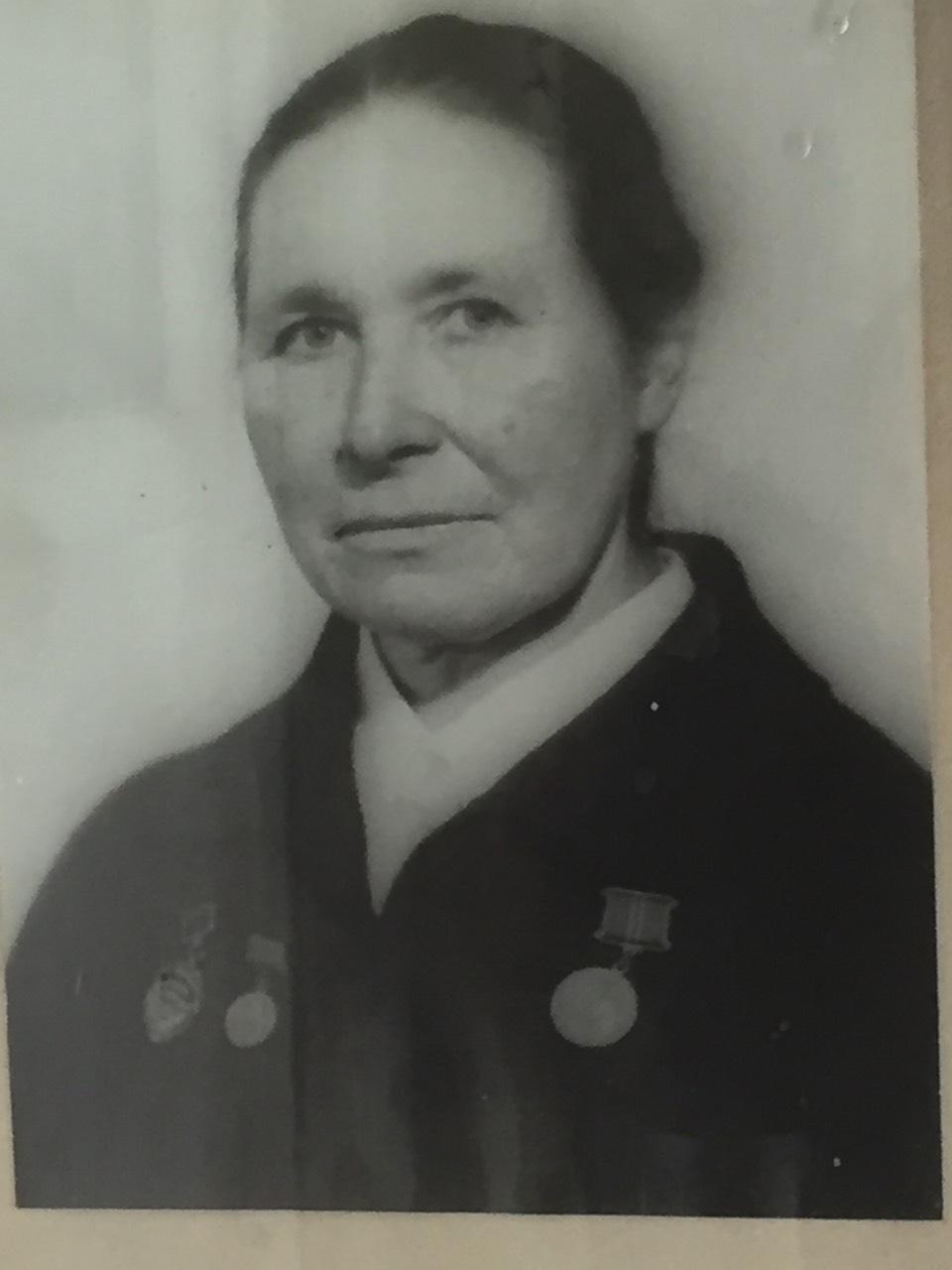 Полешенкова Антонина Ивановна