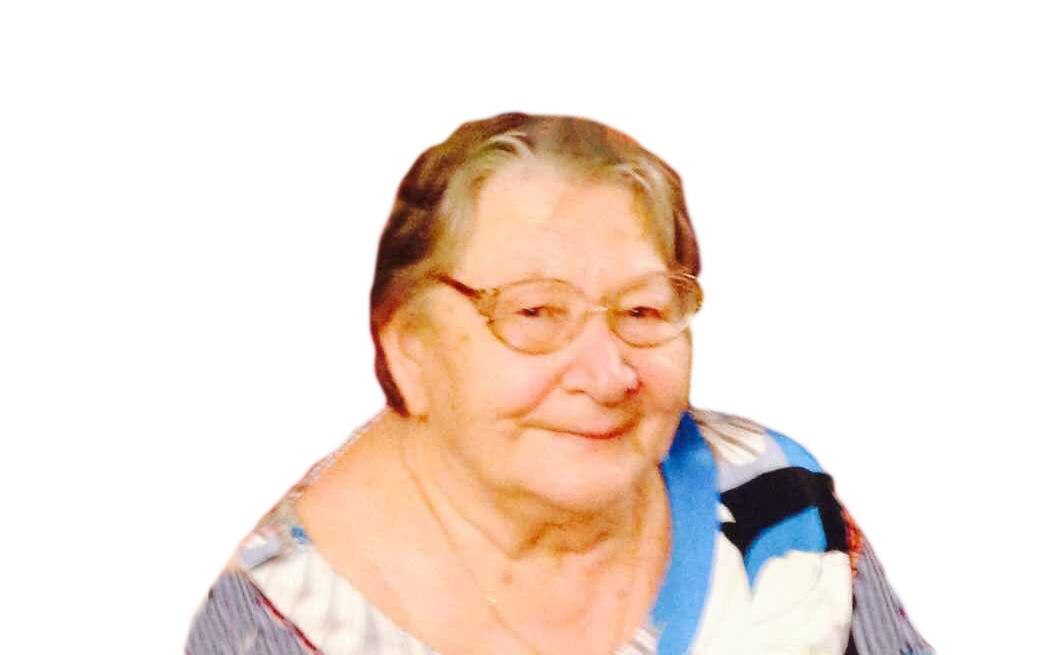 Метлова (Коробова) Нина Михайловна