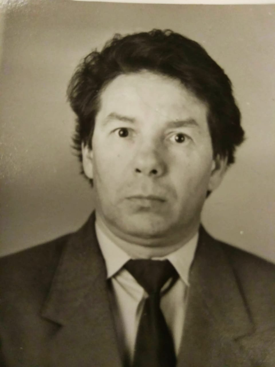 Молянов Геннадий Семенович