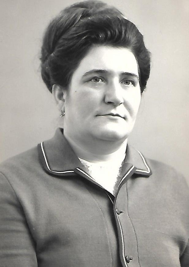 Захаренкова Любовь Петровна