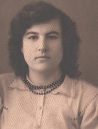 Крылова(Закомолдина) Мария Игнатьевна