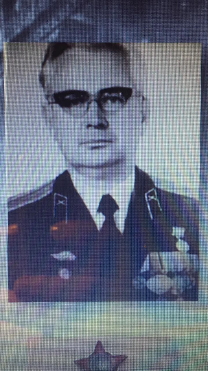 Кузнецов Валентин Васильевич