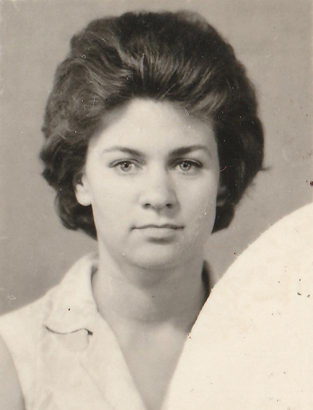 Алешанова Лидия Ивановна