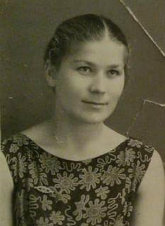 Кузнецова (Евсина) Мария Дмитриевна