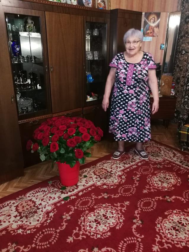 Арефьева (Куржумова ) Матрена Федотовна