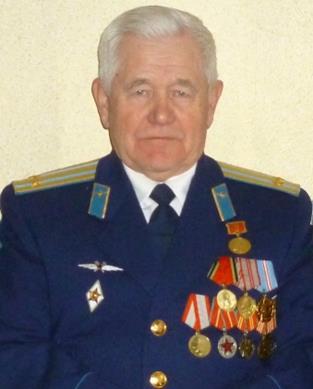 Яшин Александр Иванович