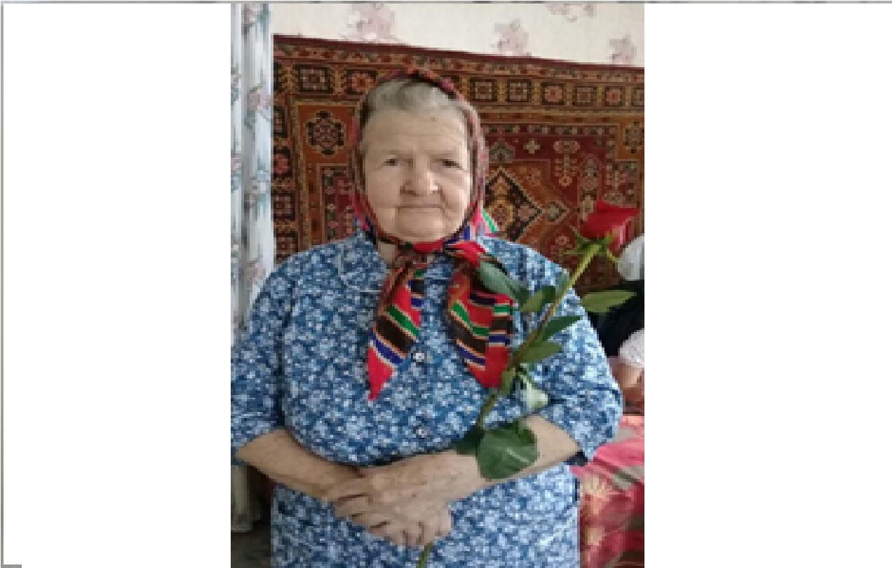 Федина Александра Леонтьевна