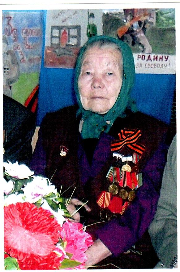 Соловьева Анастасия Алексеевна