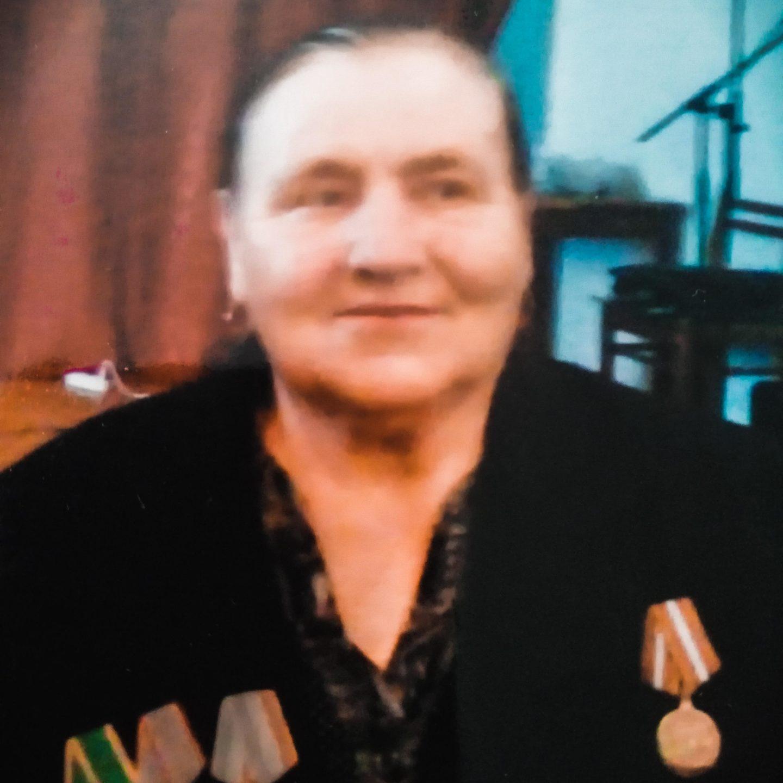 Ерёменко Александра Петровна