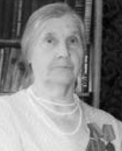 Женина (Кожурова) Анна Петровна
