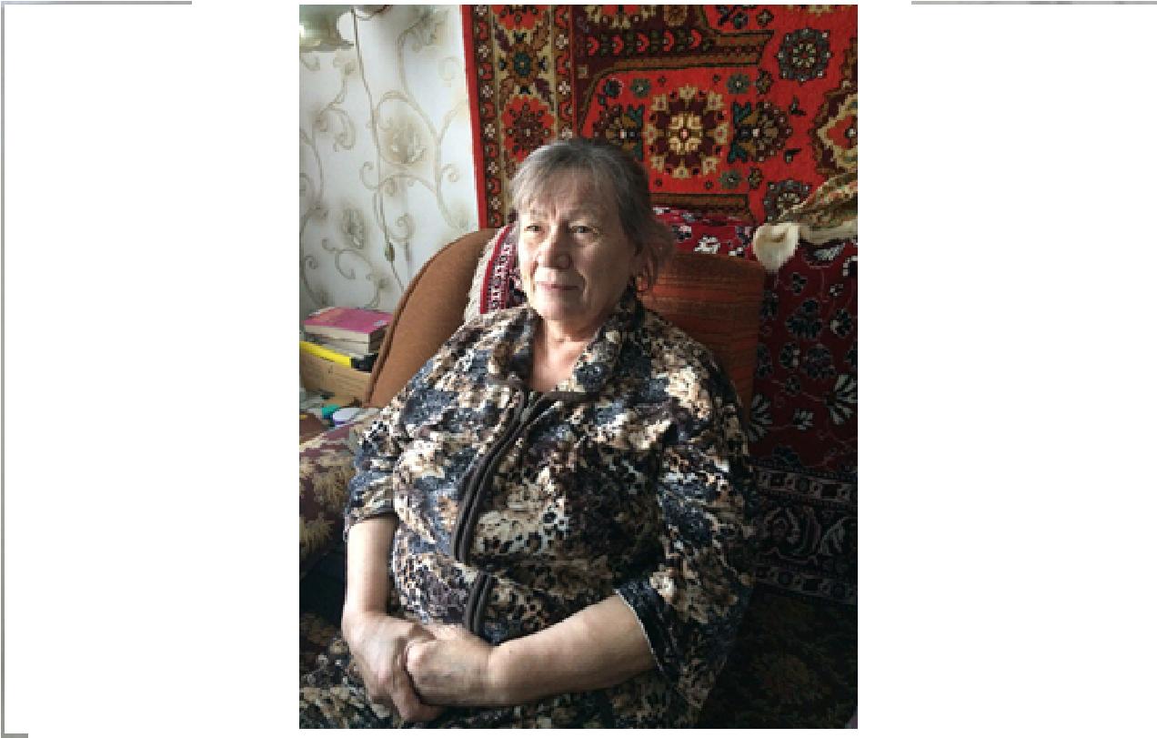 Нитяговская София Александровна
