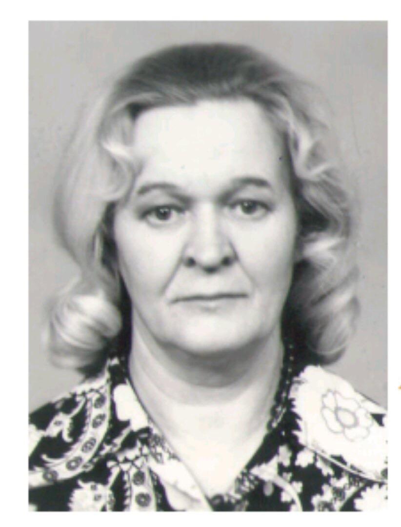 Бекенёва Мария Ивановна