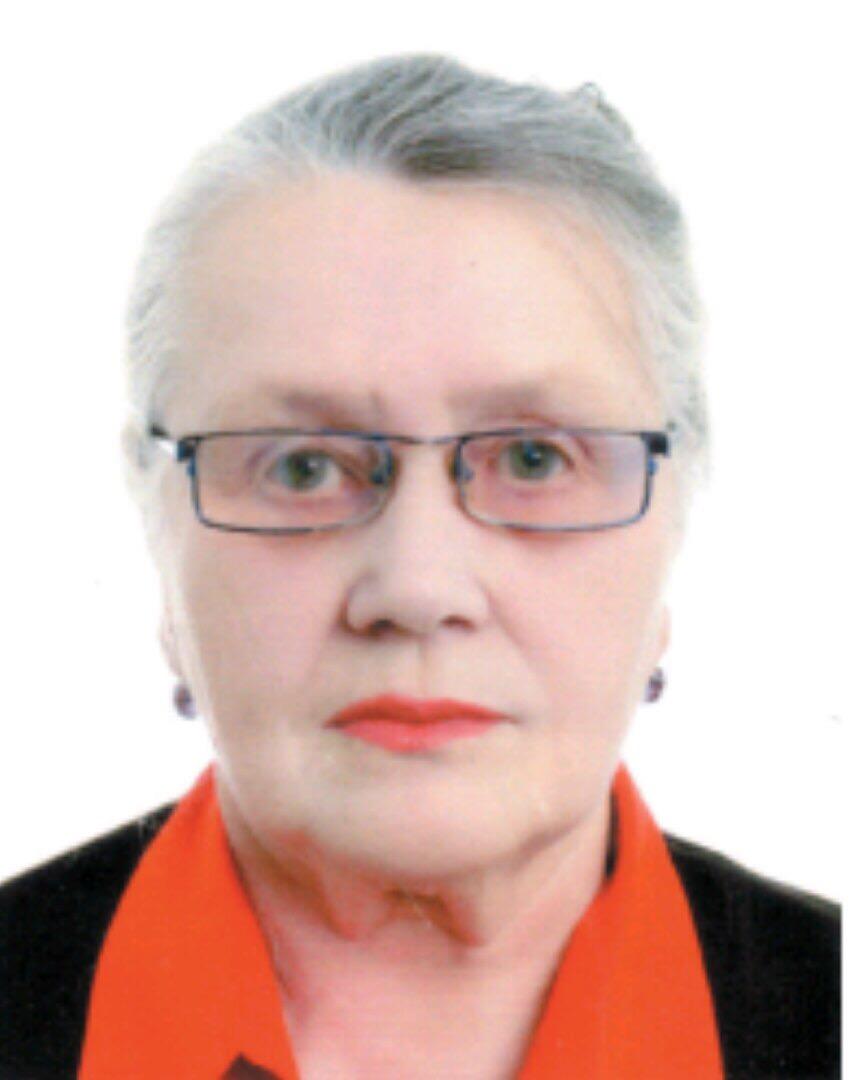 Антоненко (Малышенко) Валентина Петровна