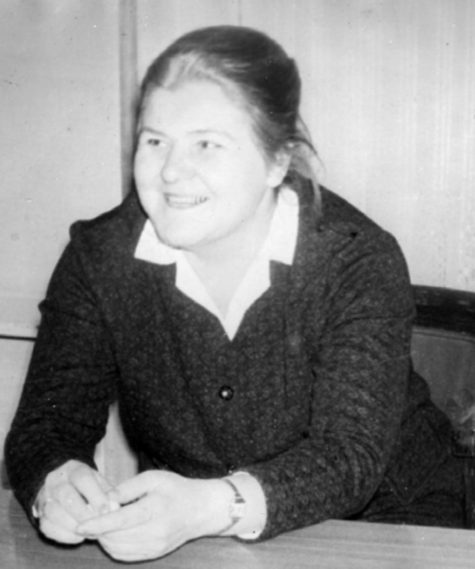 Лысенко Надежда Ивановна