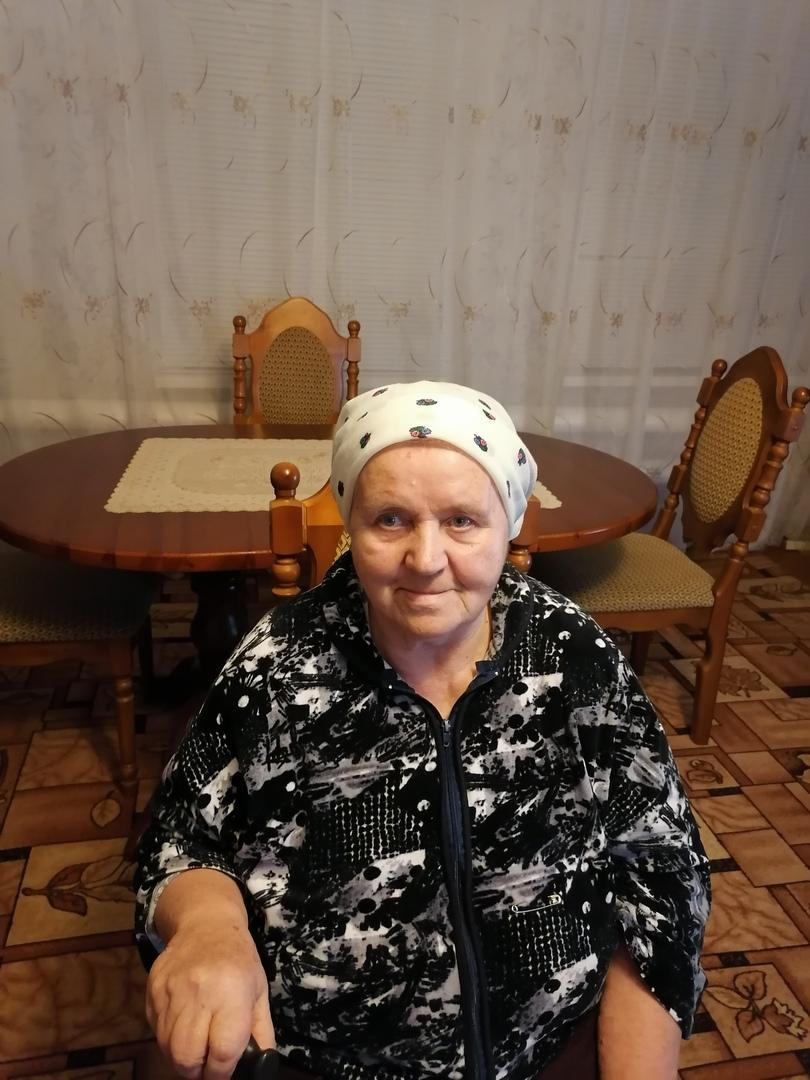 Орлова Алиида Степановна