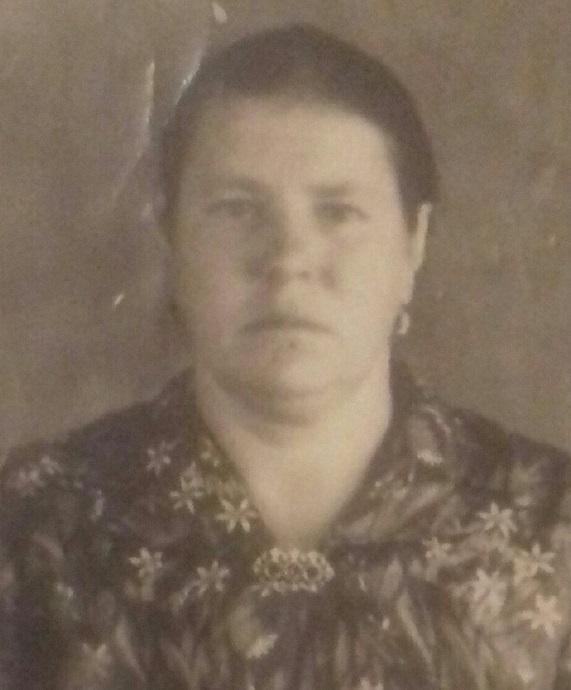 Антропова Мария Никитовна