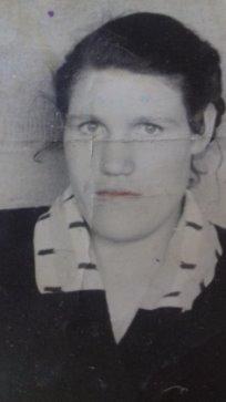 Милованцева(Ямочкина) Александра Игнатьевна