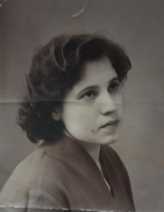 Галкина Мария Кузьминична