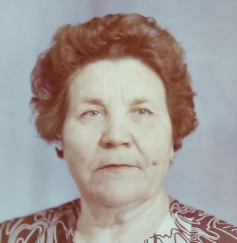 Васина Клавдия Александровна