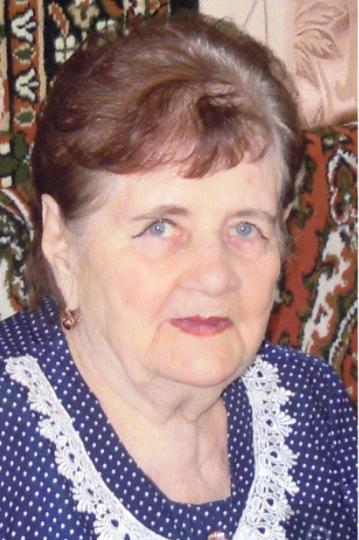 Лобанова Мина Степановна