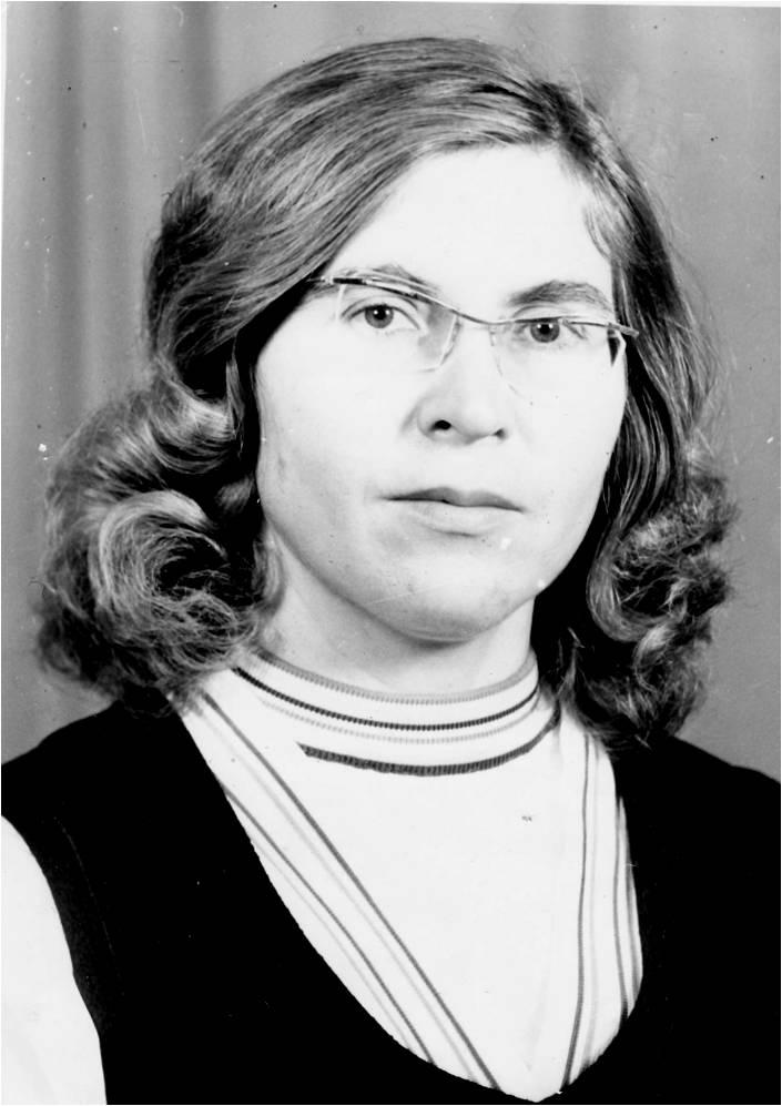 Рябушкина Вера Григорьевна