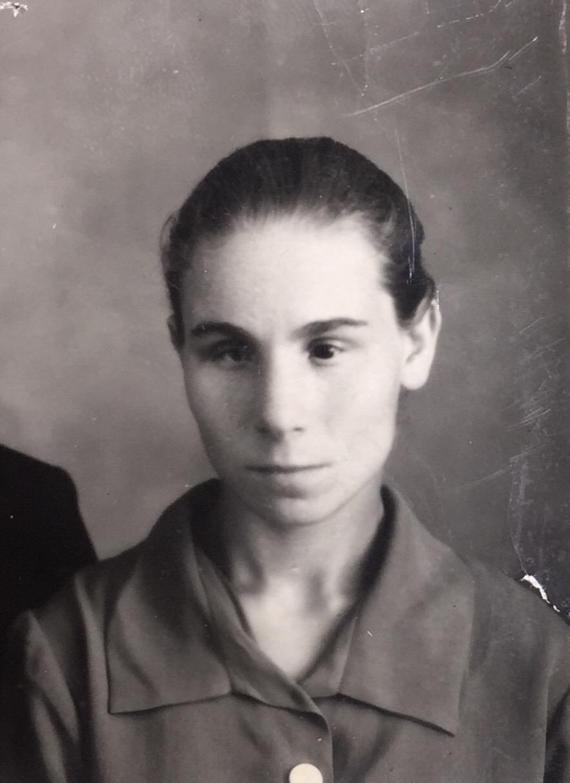 Архипова (Соловьёва) Валентина Антоновна