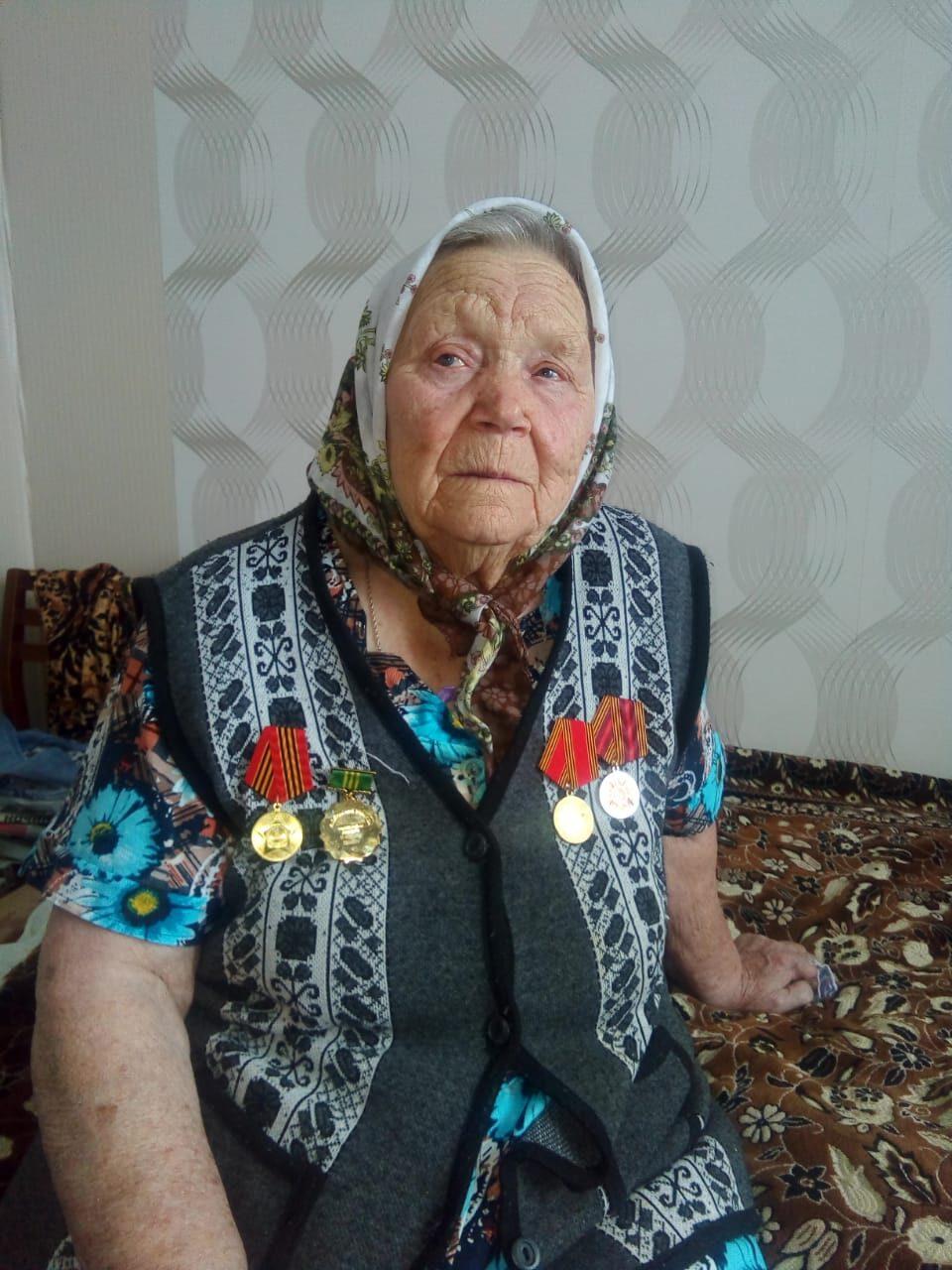 Дергунова Любовь Герасимовна