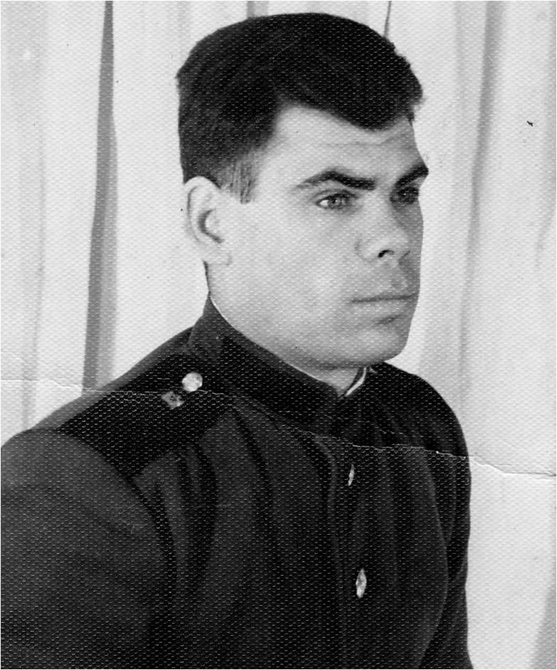 Журлов Павел Степанович