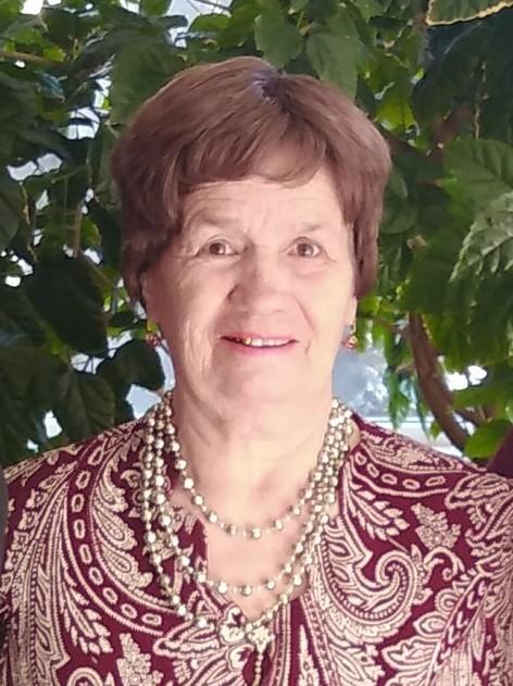 Барышева Валентина Петровна