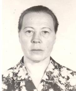 Карсакова Мария Ивановна