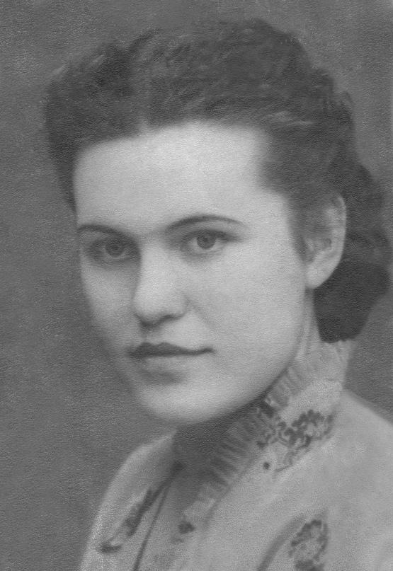 Левашко (Панина) Галина Сергеевна