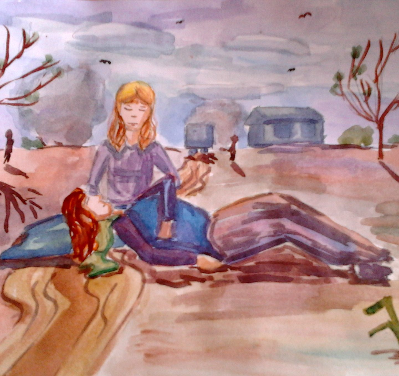 Автор Ускова Софья 14 лет
