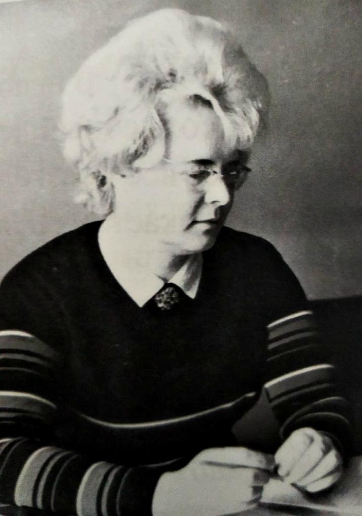 Сицкая Алевтина Константиновна