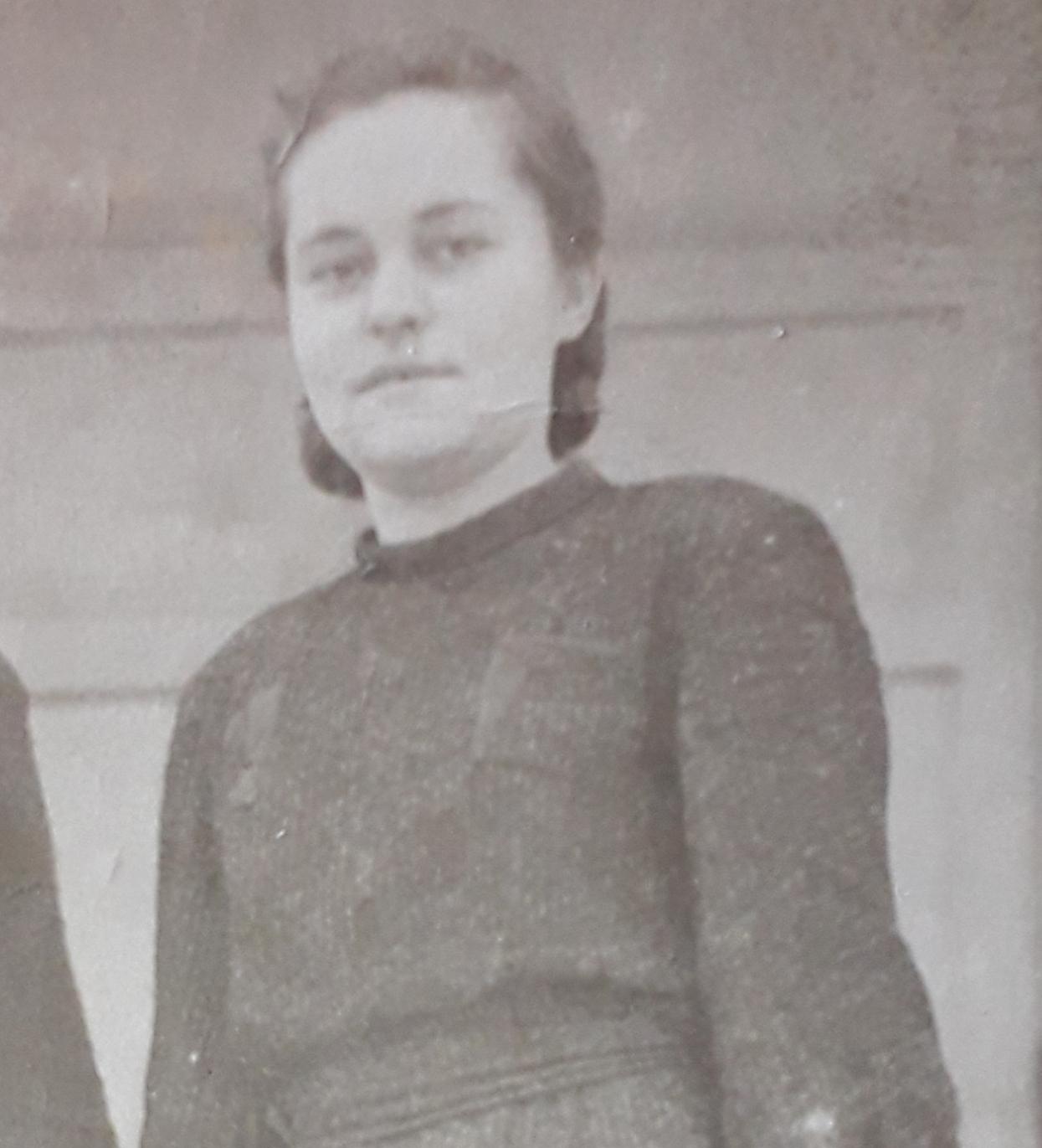 Виноградова (Сизова) Тамара Павловна