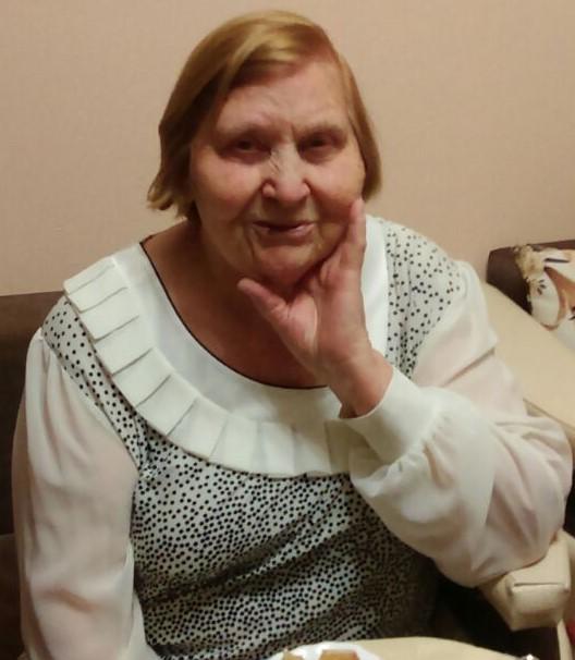 Разинкова Зинаида Афанасьевна