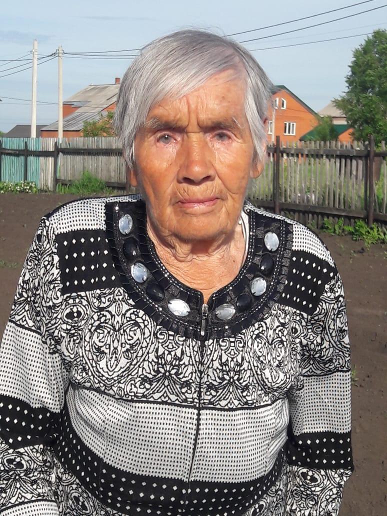 Бадашова Мария Ивановна